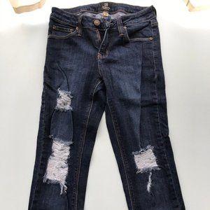 Just Black Denim Jeans - Dark Wash